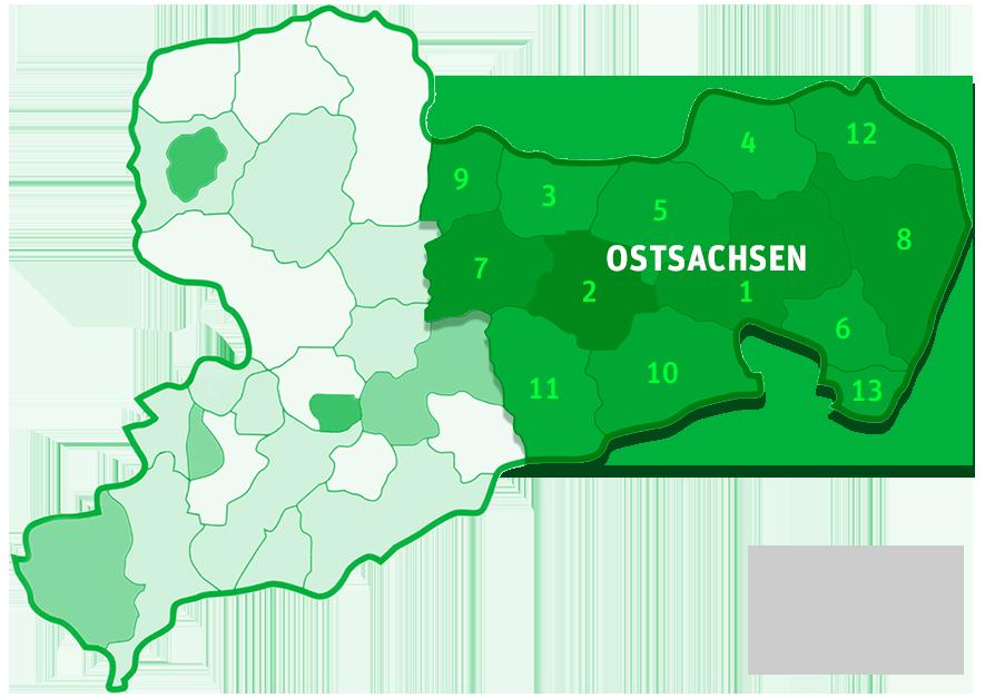 Landesverband Sachsen der Kleingärtner e.V. - Ostsachsen