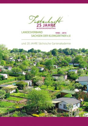 LSK - Festschrift 25 Jahre Wiedergründung
