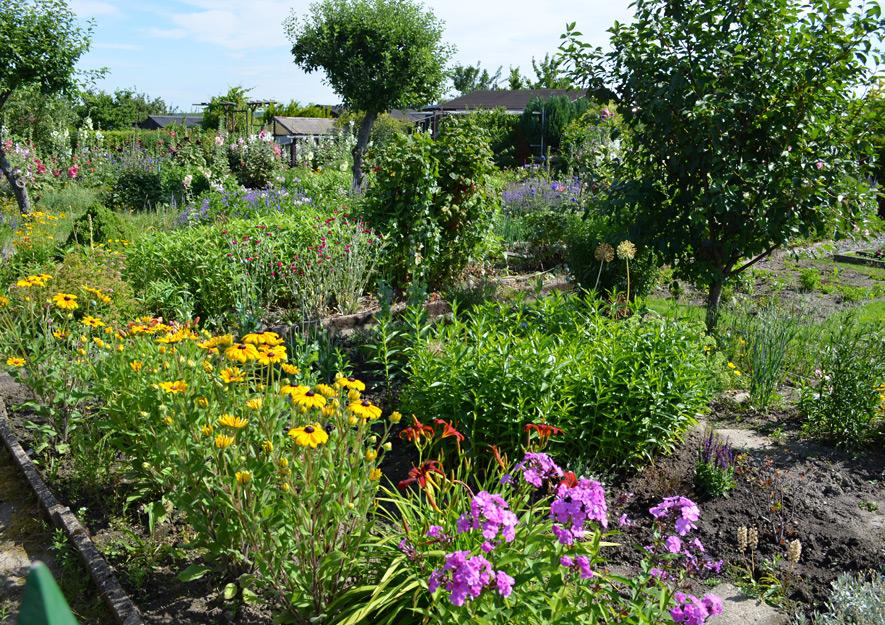 Gartenbewirtschaftung