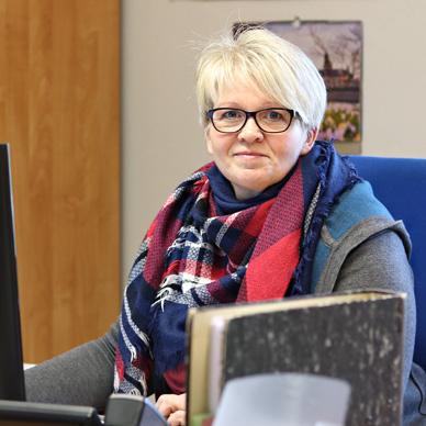 LSK Mitarbeiter Finanzen - Annett Reymann