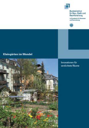 Studie - Kleingärten im Wandel 2018