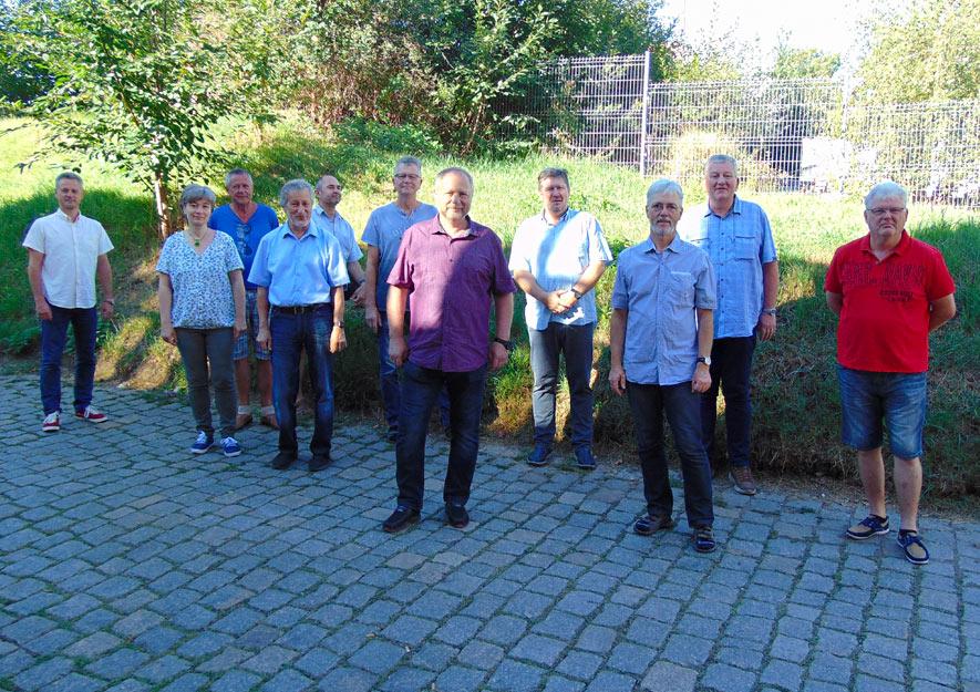 Klausurtagung des LSK-Vorstandes 2020 in Görlitz
