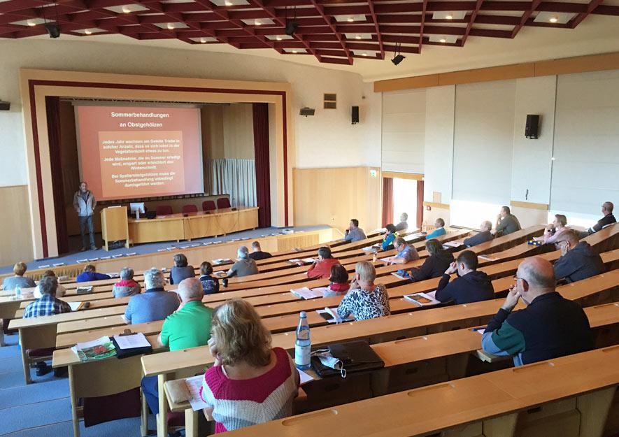Gartenakademie Dresden-Pillnitz - Fachberaterausbildung 2020