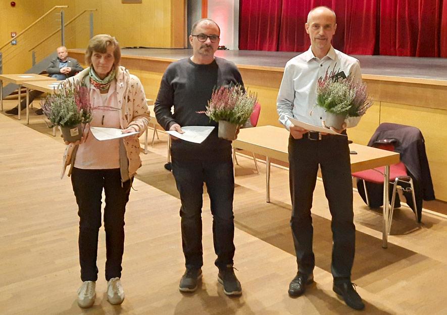 Auszeichnungen - LSK-Ehrennadel in Bronze