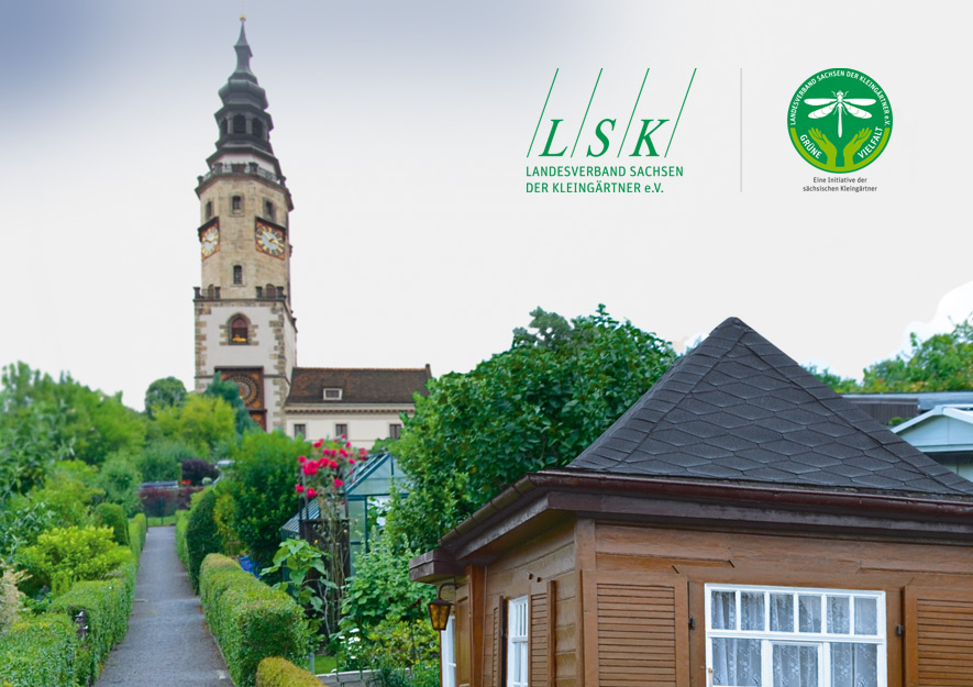 Planung einer Broschüre im Jahr 2021 - Das Kleingartenwesen und die Kommune