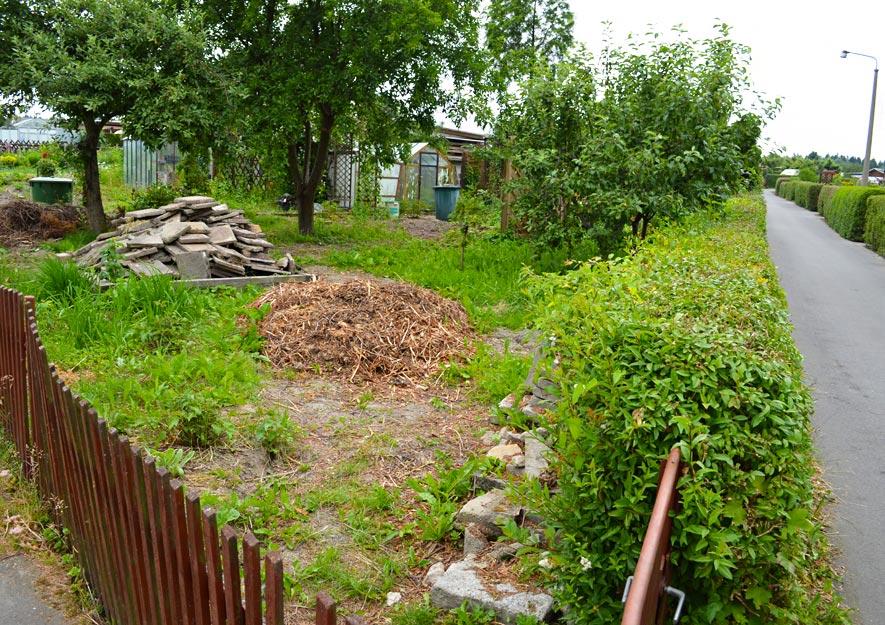 Beräumung und Rückbaumaßnahmen durch Leerstand
