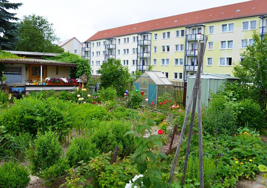 Zukunft Kleingarten - Kleingartenentwicklungskonzept