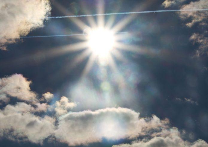 Zunehmende Sonnenscheindauer führt zu einem vorgezogenen Vegetationsbeginn