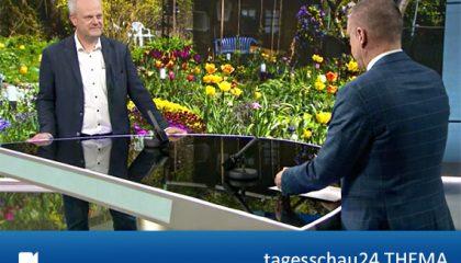 tagesschau24 - Im Gespräch Ulrich Timm mit Dirk Sielmann (BDG)