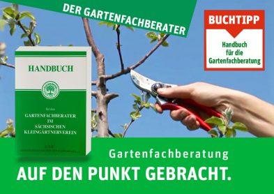 Der Gartenfachberater - Fachbuch für Kleingärtnervereine