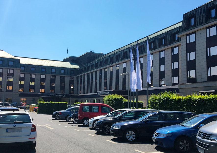 10. Verbandstag des LSK in Dresden - Bilderberg Bellevue Hotel