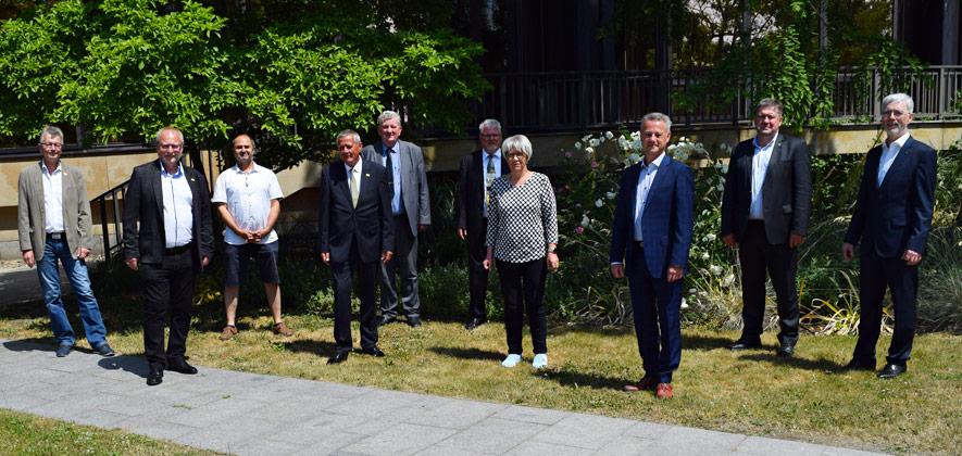 10. Verbandstag des LSK in Dresden - Neuer Vorstand
