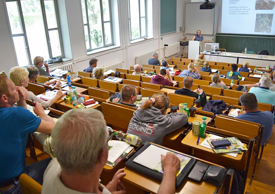 Gartenakademie Pillnitz - Gartenfachberater Schulung