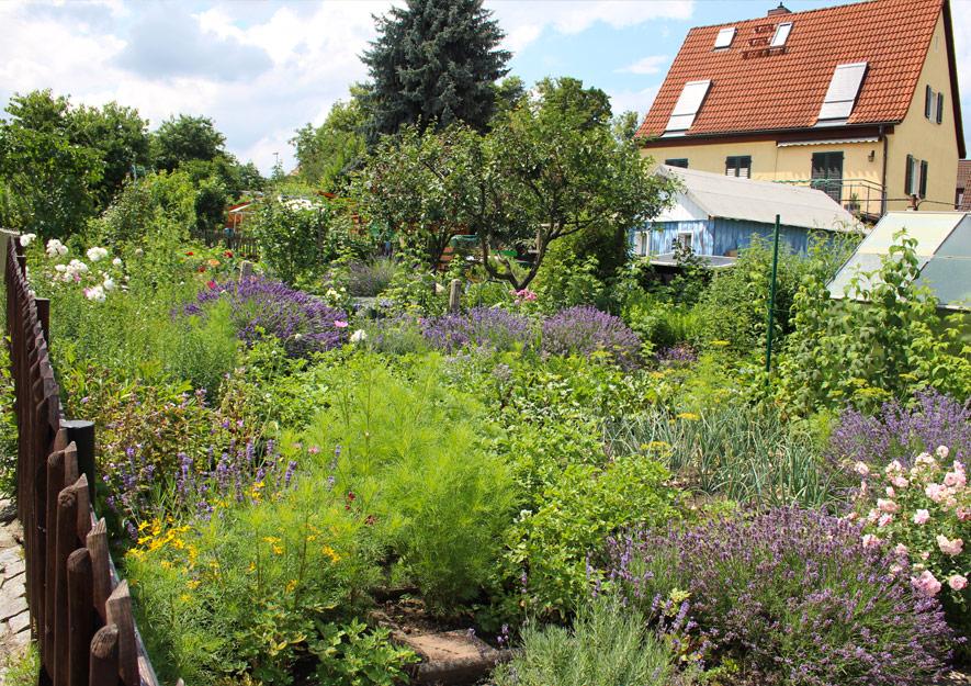 """Landeswettbewerb 2021 """"Gärten in der Stadt"""""""