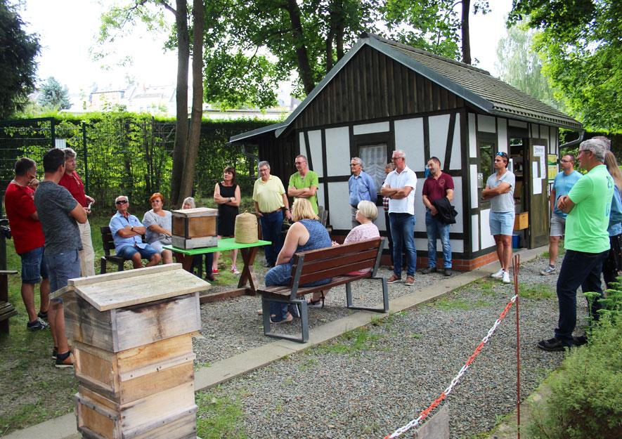 Fachberatertag 2021 des LSK in Reichenbach