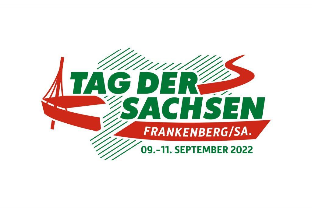 Tag der Sachsen Frankenberg 2022 - Logo